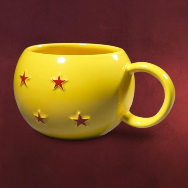 Dragon Ball Z - 3D Tasse gelb