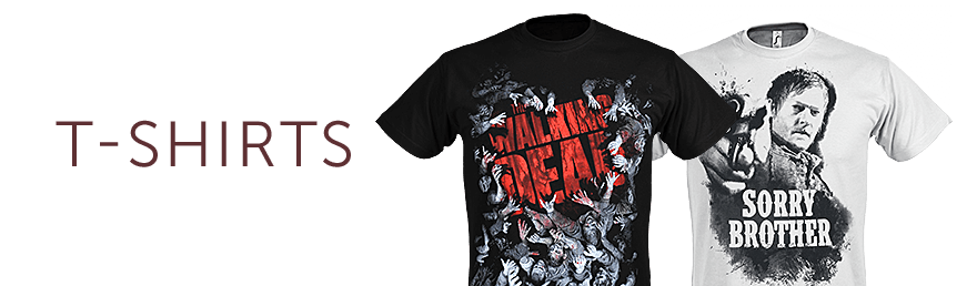 Walking Dead - T-Shirts