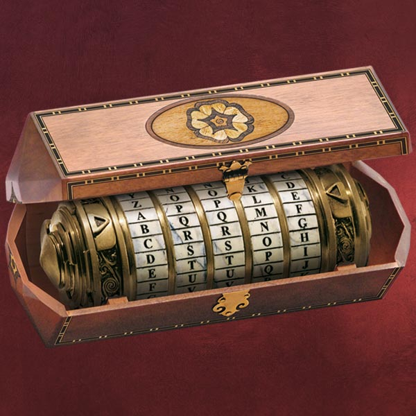 Da Vinci Code - Kryptex
