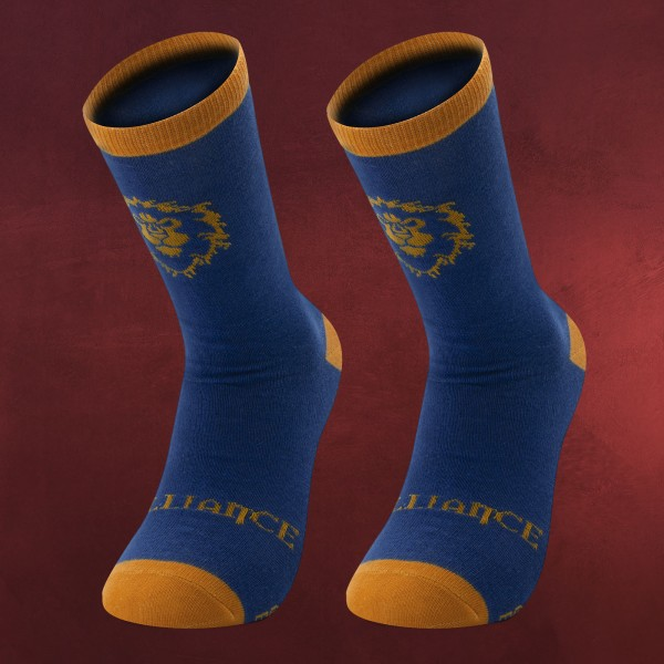 World of Warcraft - Alliance Logo Socken
