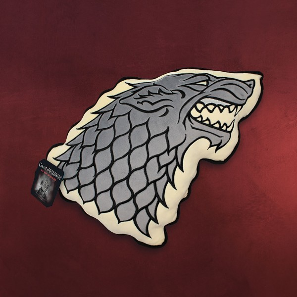 Game of Thrones - Stark Wappen Kissen