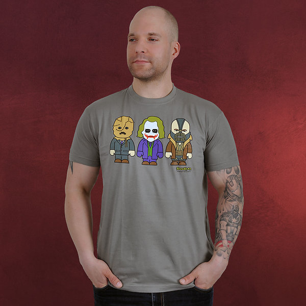 Bad Guys - Toonstar Cartoon T-Shirt