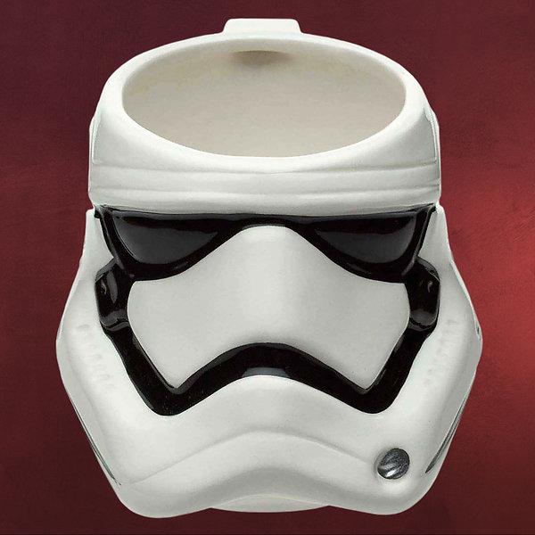 Star Wars - Stormtrooper Helm Tasse