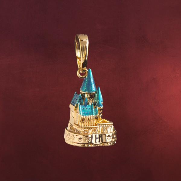 Hogwarts Lumos Charm Anhänger gold - Harry Potter