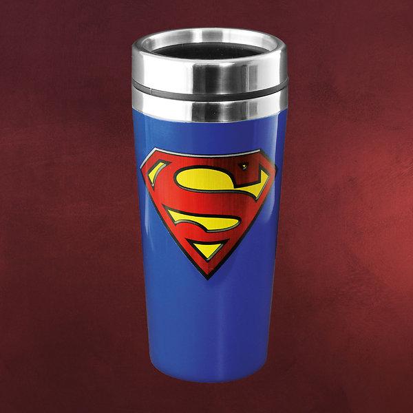 Superman - Logo To Go Becher