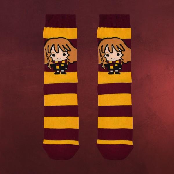 Harry Potter - Hermine Chibi Socken
