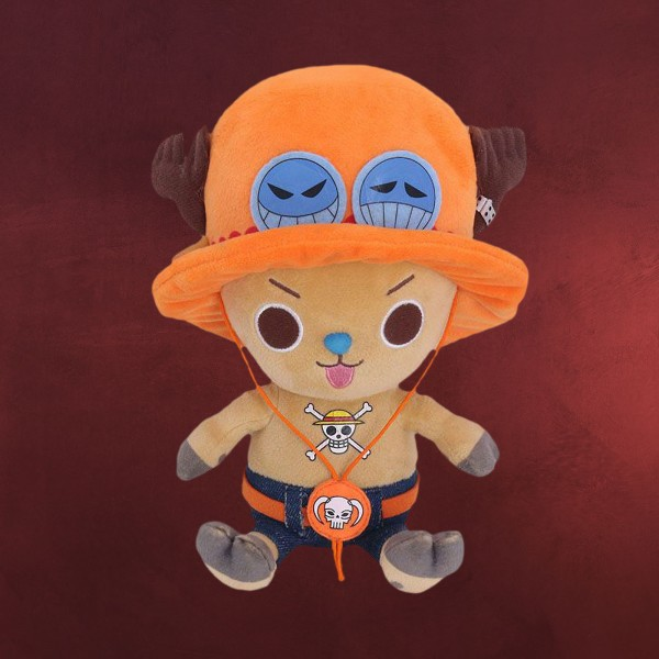 One Piece - Chopper Ace Cosplay Plüsch Figur Anhänger