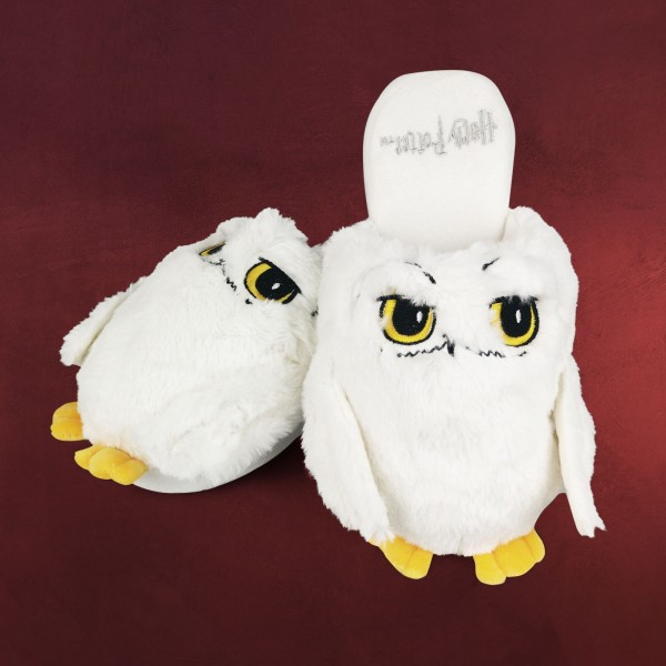 Harry Potter - Hedwig Plüsch Pantoffeln