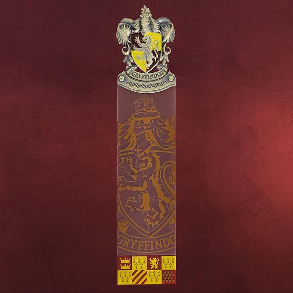 Harry Potter - Gryffindor Lesezeichen rot