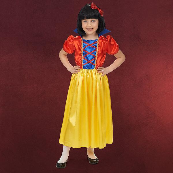 Schneewittchen Kleid Kinder Kostüm