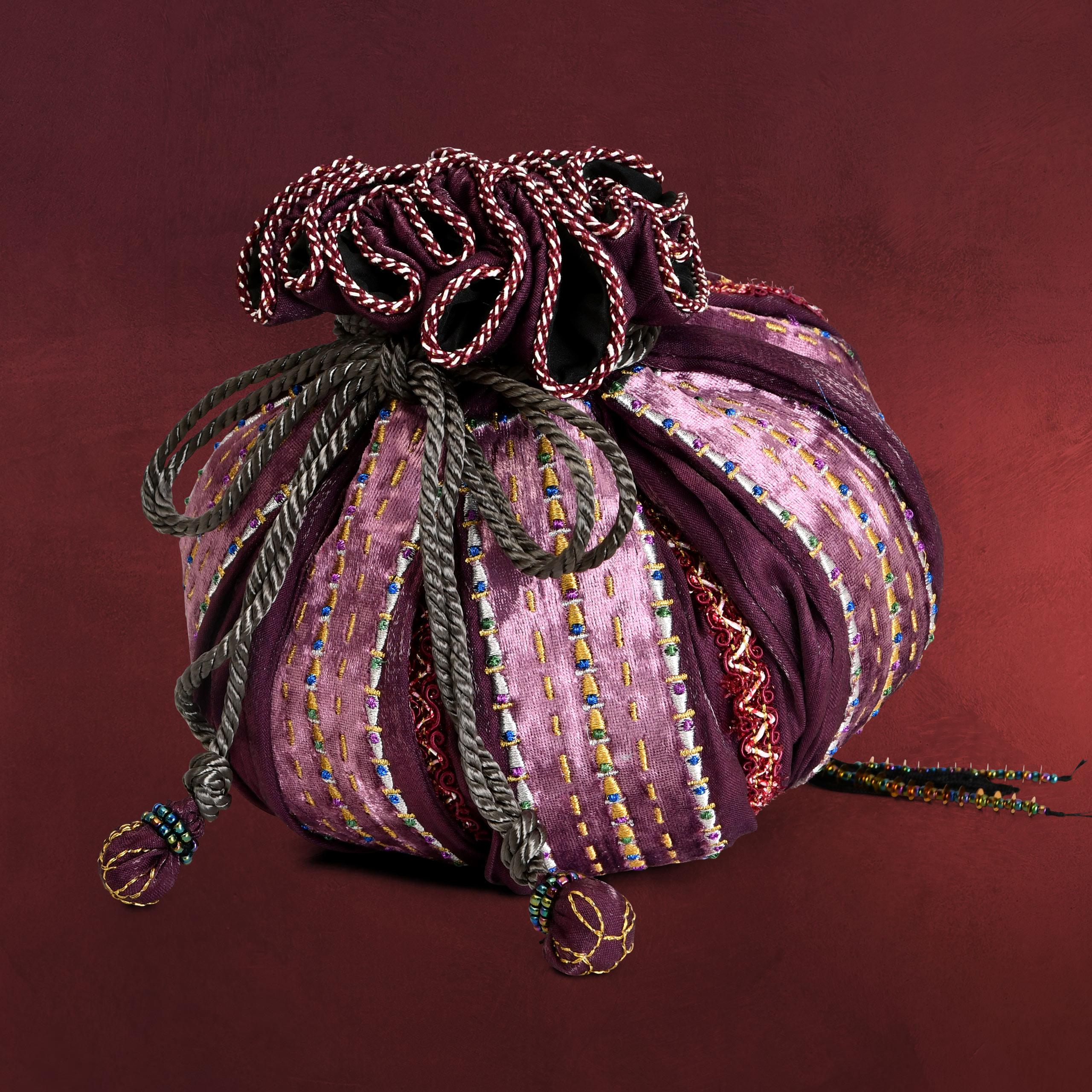 hermine granger perlen handtasche