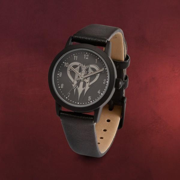 Kingdom Hearts - Logo Armbanduhr