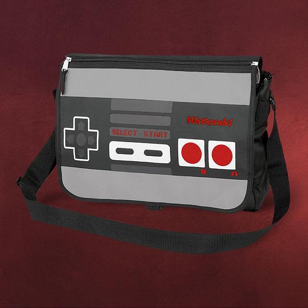 Nintendo - Controller Umhängetaschemit Wendemotiv