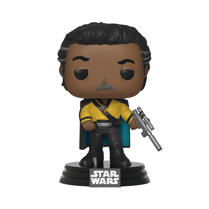 Star Wars - Lando Calrissian Episode 9 Funko Pop Wackelkopf-Figur