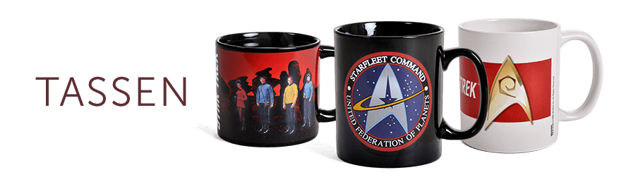 Star Trek - Tassen
