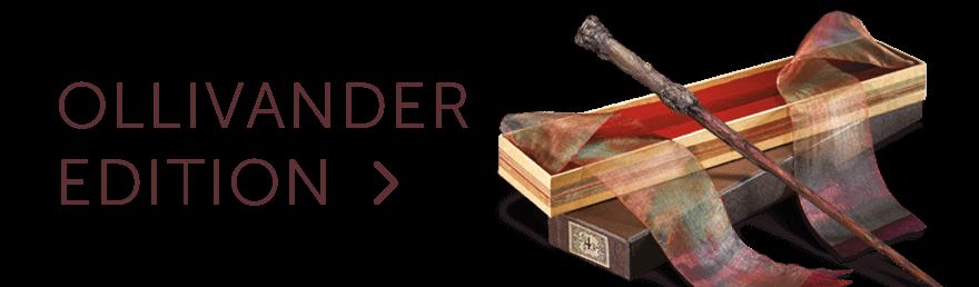 Harry Potter Zauberstaebe Ollivander-Edition