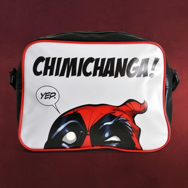 Deadpool - Chimichanga Tasche