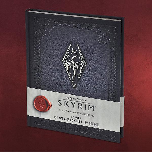 The Elder Scrolls V - Skyrim Bibliothek - Historische Werke und Schriften