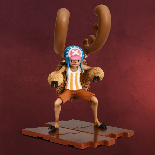 One Piece - Tony Chopper Horn Figur 15 cm
