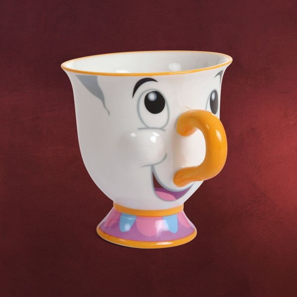 Die Schöne und das Biest - Tassilo Tasse