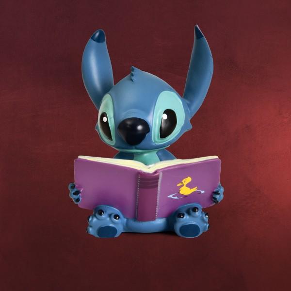 Lilo & Stitch - Stitch mit Buch Figur