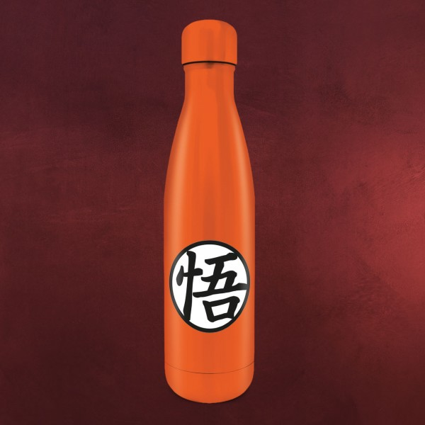 Dragon Ball Z - Goku Kanji Trinkflasche