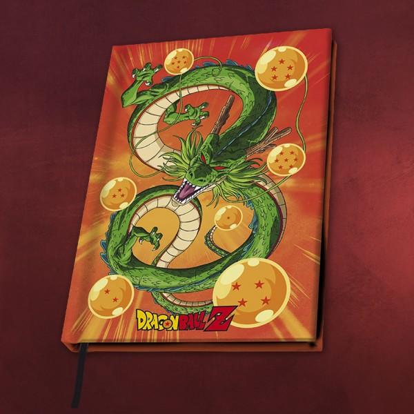 Dragon Ball - Shenlong Notizbuch A5