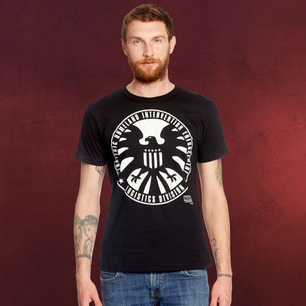 Marvel - Shield Logo T-Shirt