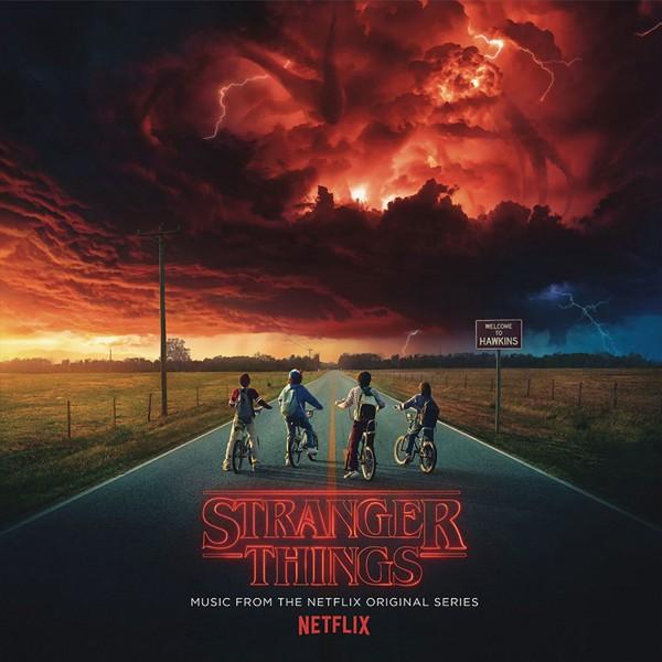 Stranger Things - Vinyl Doppel-LP Original Soundtrack zur Serie