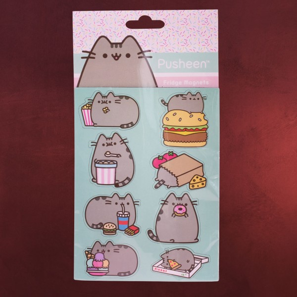 Pusheen - Magnet-Set