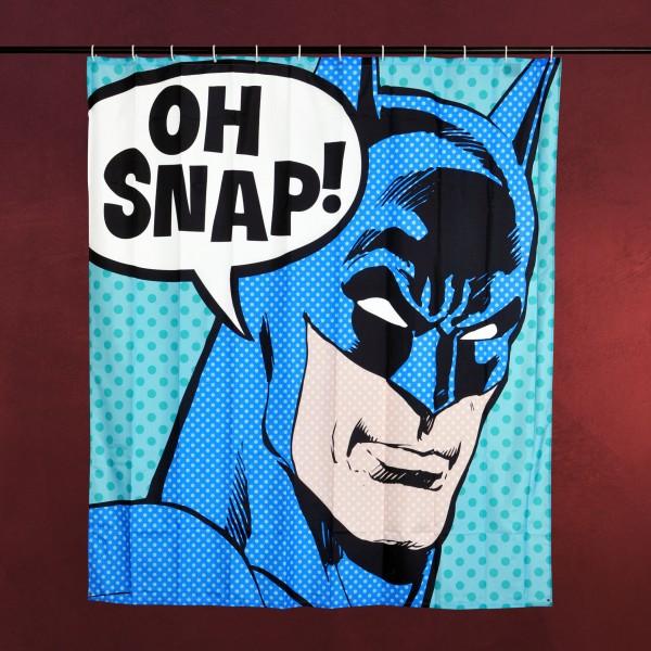 Batman - Oh Snap Duschvorhang