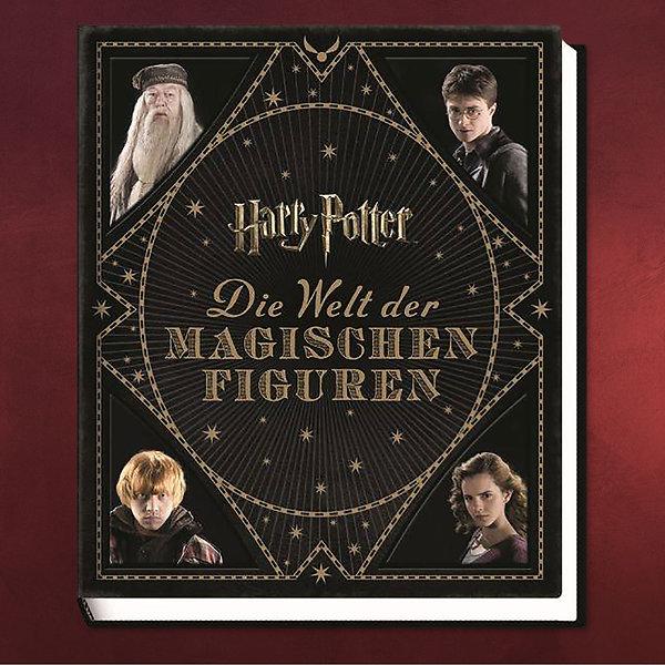 Harry Potter - Die Welt der magischen Figuren