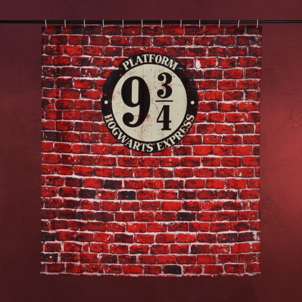 Harry Potter - Gleis 9 3/4 Duschvorhang