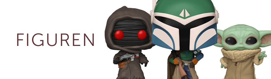 The Mandalorian - Figuren