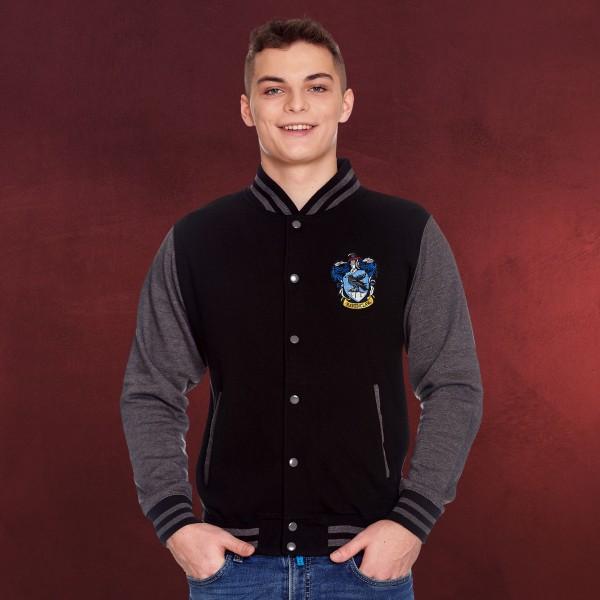 Harry Potter - Ravenclaw Wappen College Jacke