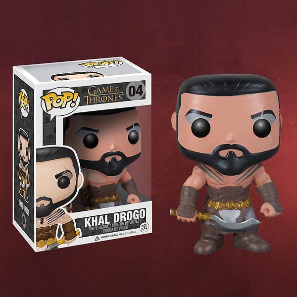 Game of Thrones - Khal Drogo Mini-Figur