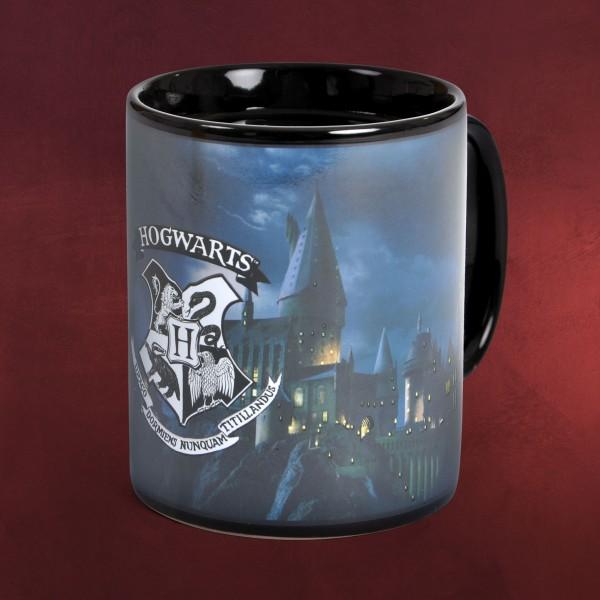 Harry Potter - Hogwarts Magic Thermoeffekt Tasse