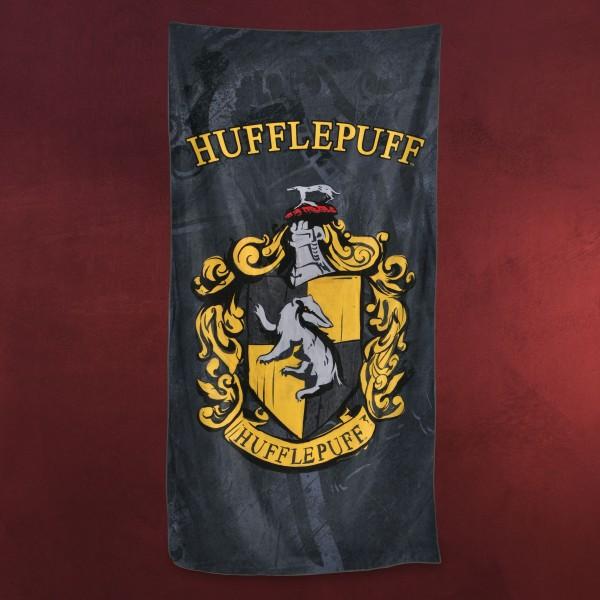 Harry Potter - Hufflepuff Wappen Strandtuch