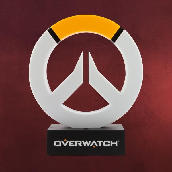 Overwatch - Logo Tischlampe