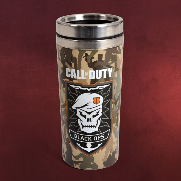 Call of Duty - Black Ops 4 To Go Becher