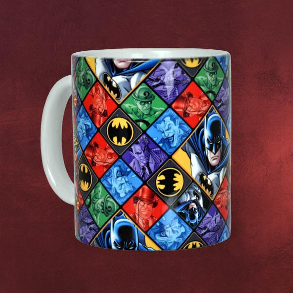 Batmans World - Tasse