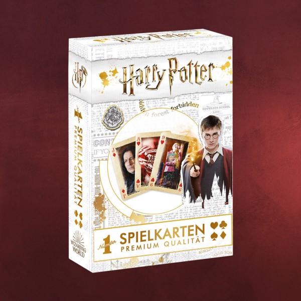 Harry Potter - Number 1 Spielkarten