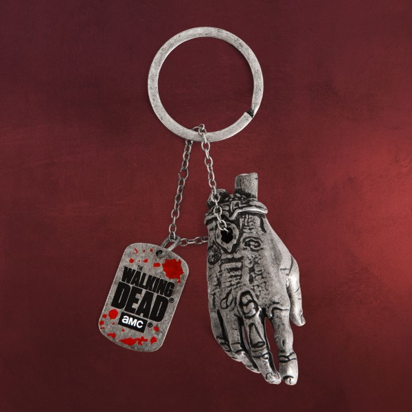 Walking Dead - Zombie Hand Schlüsselanhänger