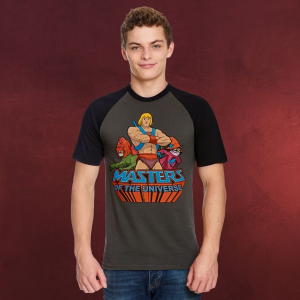 Masters of the Universe - He-Man & Friends T-Shirt