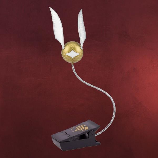 Harry Potter - Goldener Schnatz LED Lampe