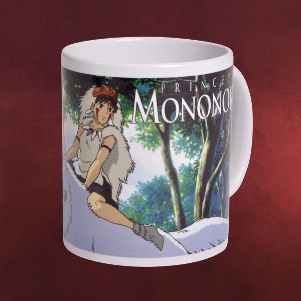 Prinzessin Mononoke & Moro Tasse