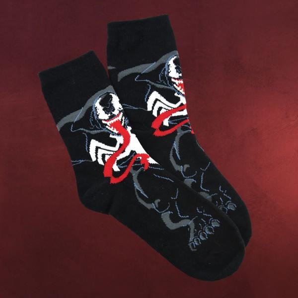 Venom Attack Socken