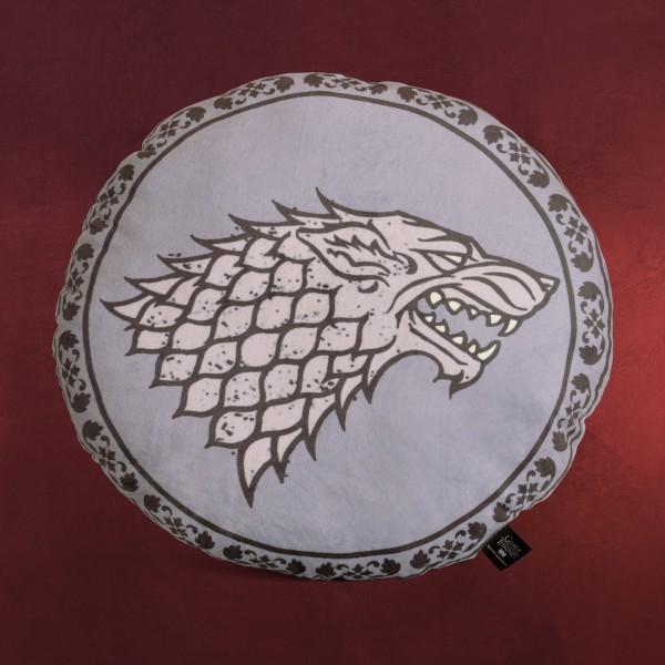 Game of Thrones - Stark Kissen