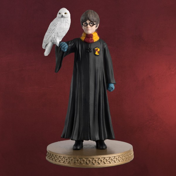 Harry Potter mit Hedwig Hero Collector Figur 10 cm