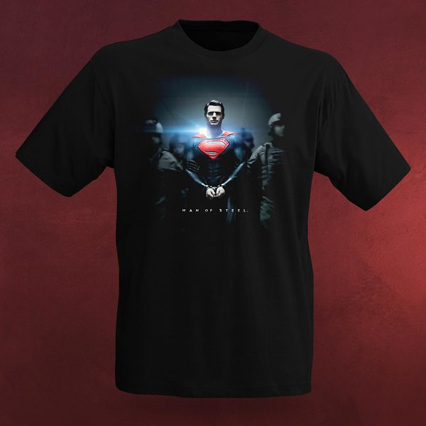Superman Arrested T-Shirt